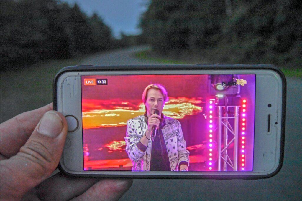 Sunset Picknick 2.0: Die große Party fand am 19. Juli 2020 nur virtuell im Internet und nicht auf der Halde Hoheward statt.
