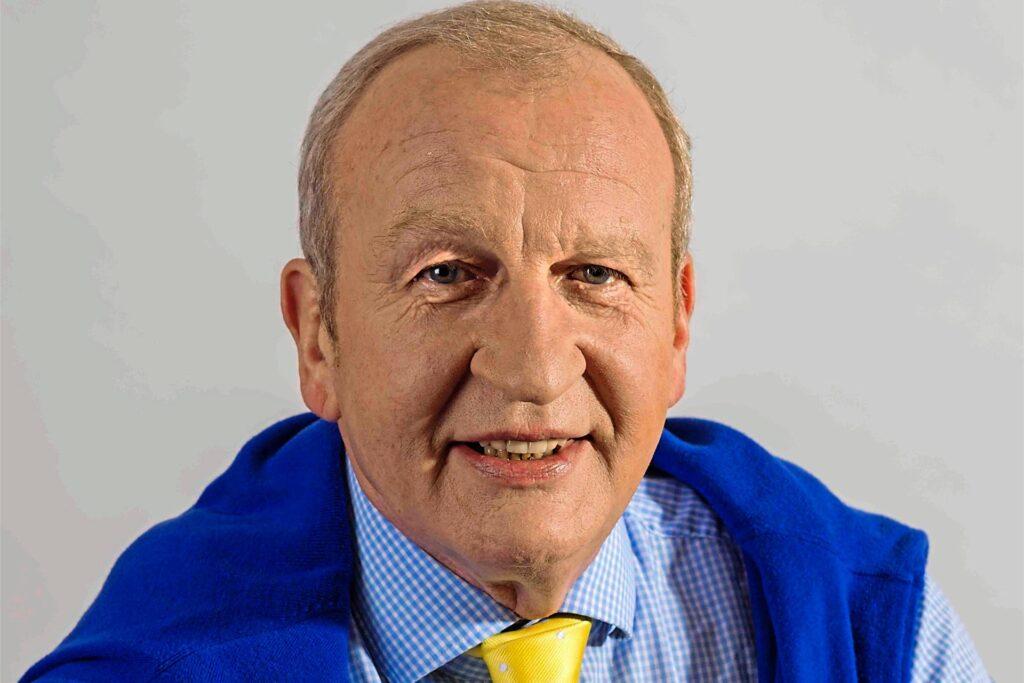Robert Heinze aus Marl, Kandidat der FDP