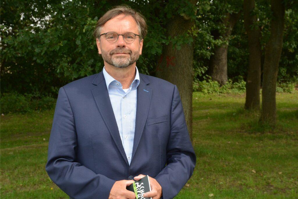 Michael Groß, MdB, saß für die SPD drei Legislaturperioden im Bundestag. 2021 tritt er nicht mehr an.