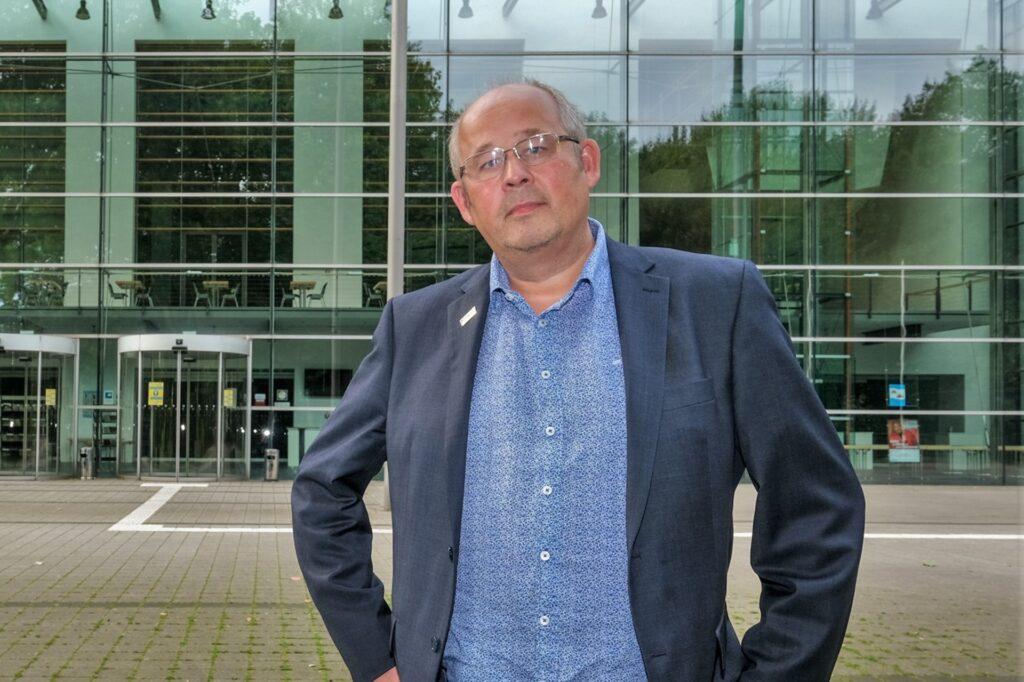 Der Bundestagskandidat der AfD: Lutz Wagner